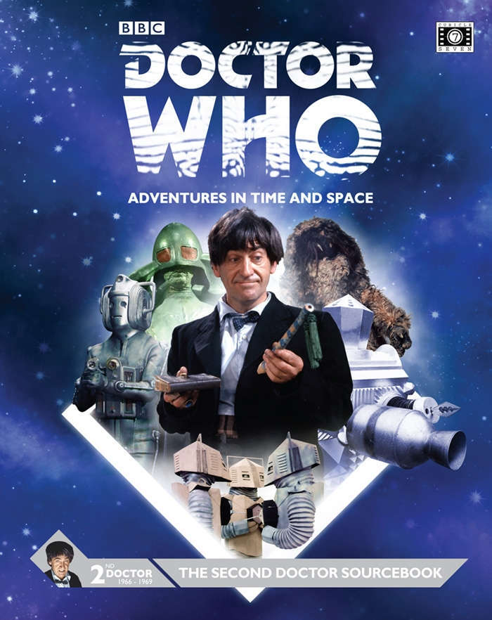 Doctor Who - The Second Doctor Sourcebook