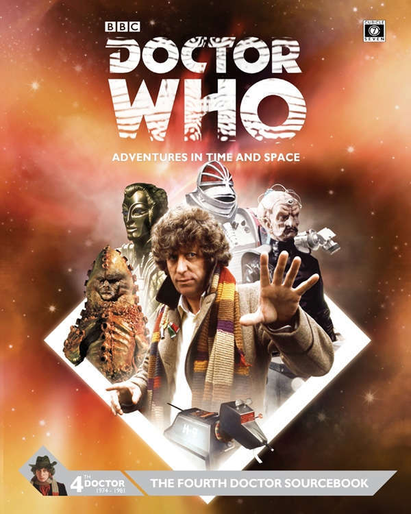 Armchair Gamer Armchair Review Dwaitas The 4th Doctor Sourcebook