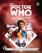 Doctor Who - The Sixth Doctor Sourcebook