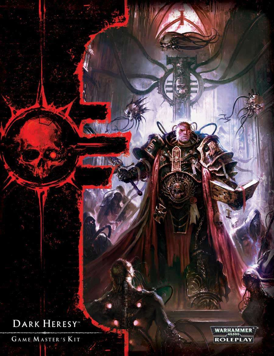 Dark Heresy Second Edition: Game Master's Kit - Cubicle 7 ...