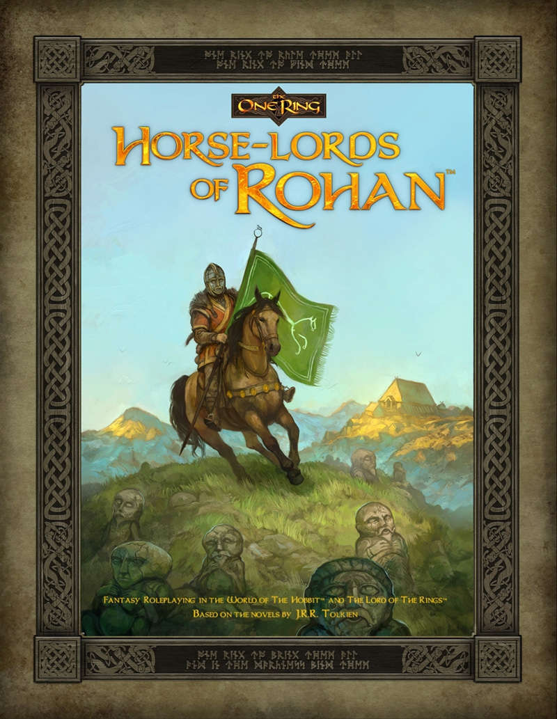 The One Ring - Horse-lords of Rohan
