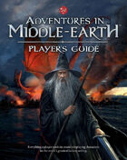 Adventures in Middle-earth Player's Guide