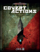 World War Cthulhu: Cold War - Covert Actions