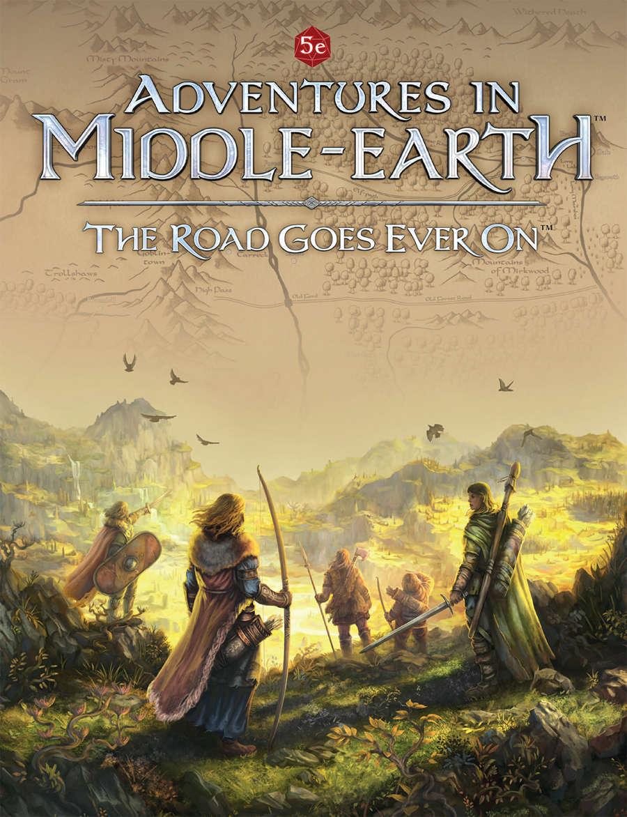 adventures in middle earth wilderland adventures pdf download