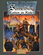 Warhammer Fantasy Roleplay First Edition - Something Rotten in Kislev The Enemy Within Part 4