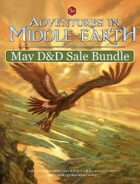 May D&D Sale: Middle-earth Adventures [BUNDLE]