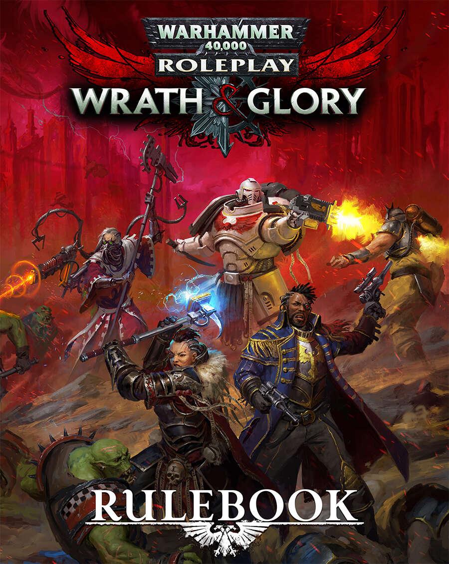 Wrath & Glory: Core Rules