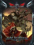Wrath & Glory: GM Screen