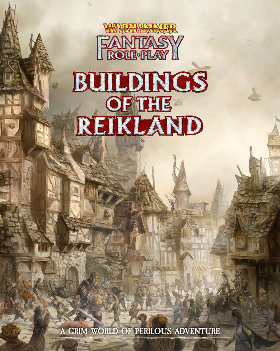 WFRP 4th Ed Buildings of the Reikland