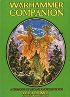 Warhammer Fantasy Roleplay Warhammer Companion 1st Ed