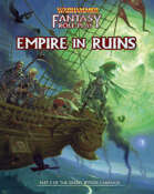 WFRP: Empire in Ruins - Enemy Within Campaign Director's Cut Volume 5.
