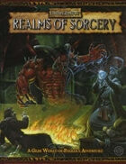 Warhammer Fantasy Roleplay 2nd Edition: Realms of Sorcery
