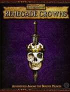 Warhammer Fantasy Roleplay 2nd Edition: Renegade Crowns