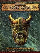 Warhammer Fantasy Roleplay 2nd Edition: Karak Asgal
