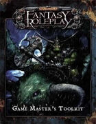 Warhammer Fantasy Roleplay: Game Master\'s Toolkit