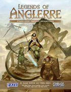 Legends of Anglerre - FREE PREVIEW #1