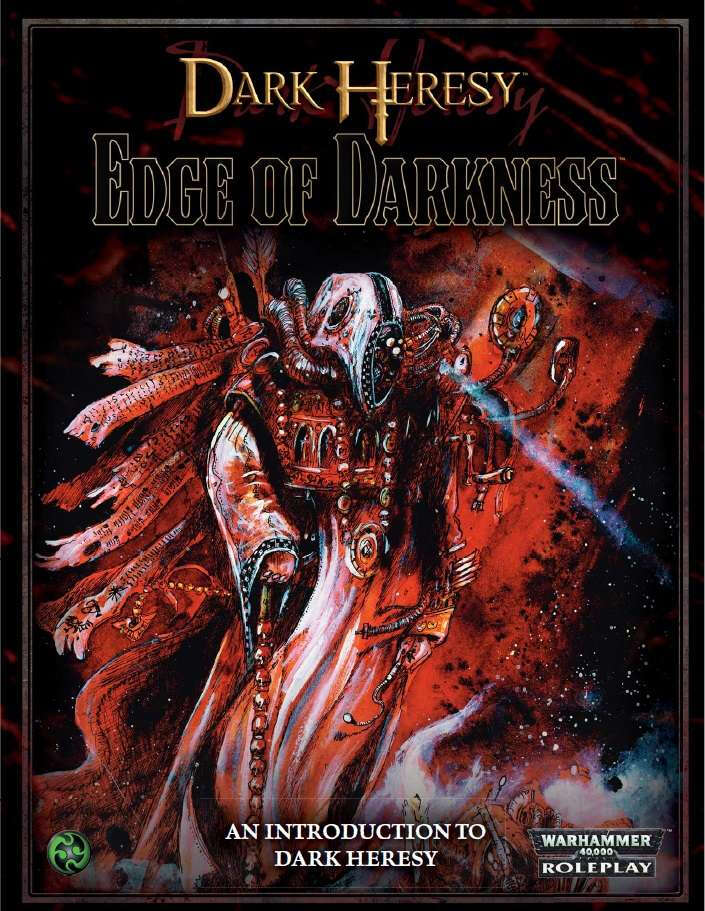 Dark Heresy: Edge of Darkness (Quickstart) - Cubicle 7 Entertainment