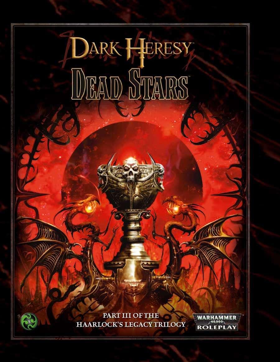 Dark Heresy: Dead Stars: Haarlock Legacy III - Cubicle 7 Entertainment Ltd   | Dark Heresy | Ulisses North America | Ulisses Spiele GmbH |