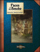 Faces in the Smoke Volume Two