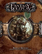 Warhammer Fantasy Roleplay: Book of Grudges