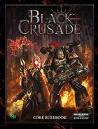 Black Crusade: Core Rulebook
