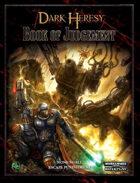 Dark Heresy: Book of Judgement