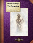 Darwin's Catalogue: The Outsiders - Victoriana