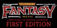 Warhammer Fantasy Roleplay First Edition