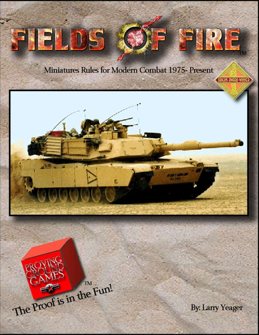 Fields of Fire - Proving Ground Games | Wargame Vault