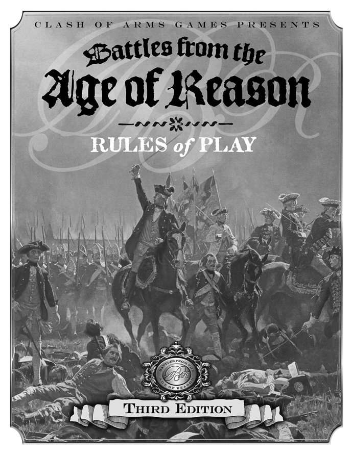 Battles From the Age of Reason, Third Edition Rules