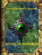 Sojourner's Quest: Deities of Sultharia