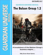 (G-Core) Guardian Universe: REVIVAL: Balston Group Module