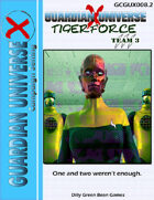 (G-Core) Guardian Universe X: Tiger Force Team 3