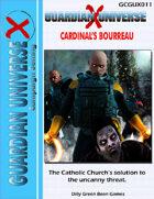 (G-Core) Guardian Universe X: CARDINAL'S BOURREAU (Modern FASERIP)