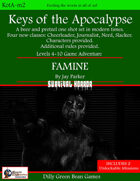Keys of the Apocalypse Adventure 2