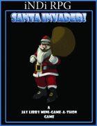 Santa Invader!