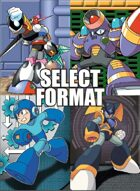 Select Format Characters - Battle For Power (Mega Man)