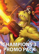 Champion Batch 3 Promo Pack - Player Set