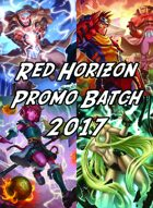 2017 Red Horizon Promo Player Set