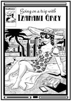 the Misadventures of Izanami Grey : Book Two