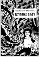 the Misadventures of Izanami Grey : Book Three