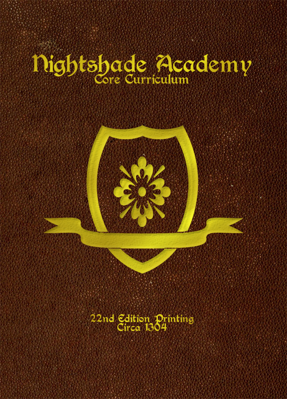 Nightshade Academy: The Core Curriculum