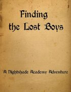 Finding the Lost Boys