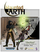 Haunted Earth - 01 The Find - STARFINDER EDITION