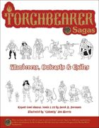 Torchbearer Sagas: Wanderers, Outcasts & Exiles