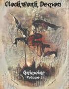 Clockwork Demon Grimoire Volume 1