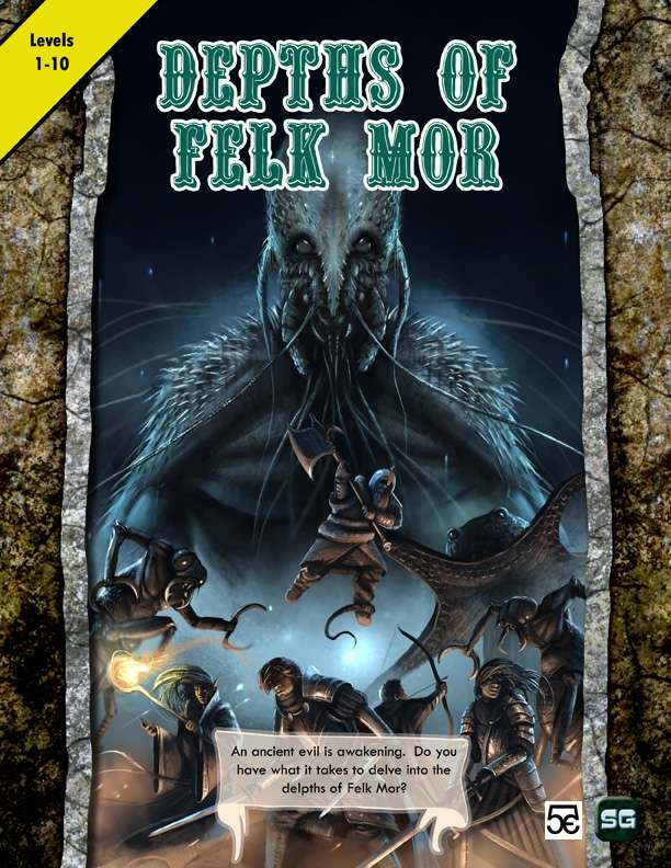 Depths of Felk Mor