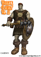 Warrior Clipart Vol II