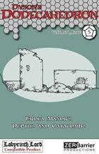Dyson's Dodecahedron - Vol 1 Issue 5