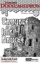 Dyson's Dodecahedron - Vol 1 Issue 8